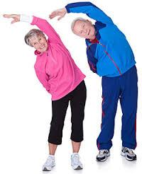Senior Fitness Classes start July 24 at 1:30 pm at North Road Terrace Community Room