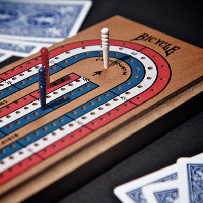 Cribbage Night at Greene Library Friday, February 22 at 6pm