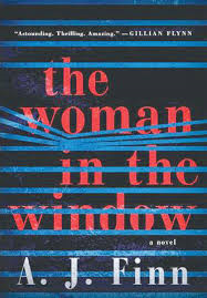 woman in the window afternoon book discussion group