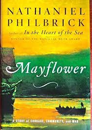 Afternoon Book discussion group Mayflower Nathaniel Philbrick
