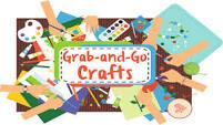 Grab and Go Crafts at Greene Library Beginning July 7th!
