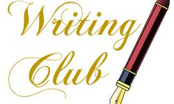 Writing Club Beginning at Greene Library February 5 , 3:30 to 4:30pm