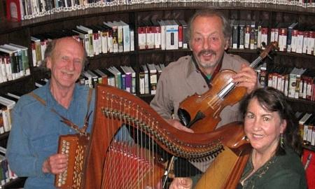 Celtic Story and Song at Greene! Tuesday, March 5 at 7pm