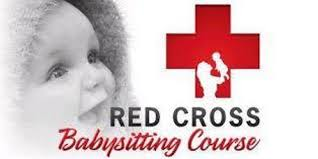 American Red Cross babysitter course at Coventry Public Library.