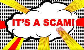scams, fraud identity theft Coventry Public Library