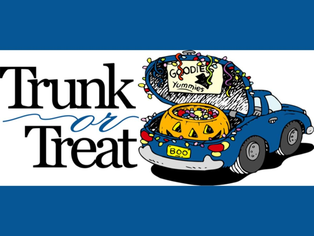 Trunk or Treat Coventry Parks and Recreation